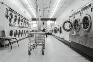 Water Treatment for Laundry Mats