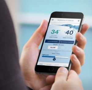 Wireless Water Softener Technology from EcoWater
